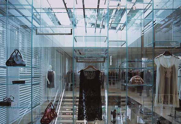 verre et transparence