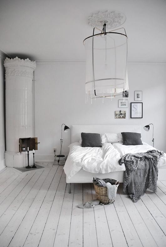 chambre qui favorise le sommeil