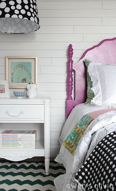 chambre touche de couleurs