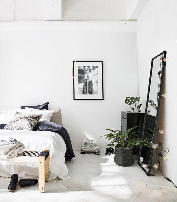 10 id es pour am nager sa chambre coucher suite et fin cocon d co vie nomade. Black Bedroom Furniture Sets. Home Design Ideas