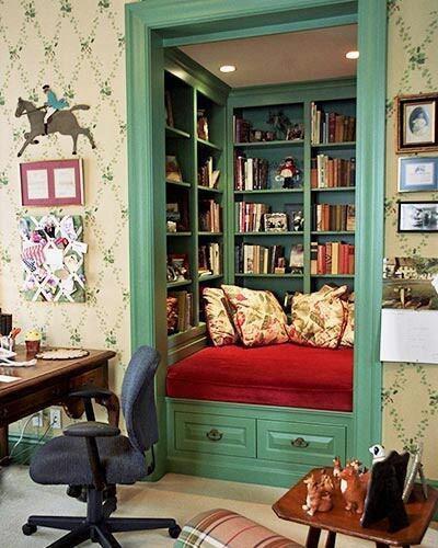 bibliotheque petit espace