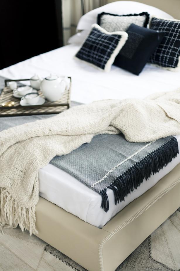 chambre cosy hiver