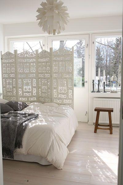 chambre boheme blanche cosy accueil design et mobilier. Black Bedroom Furniture Sets. Home Design Ideas