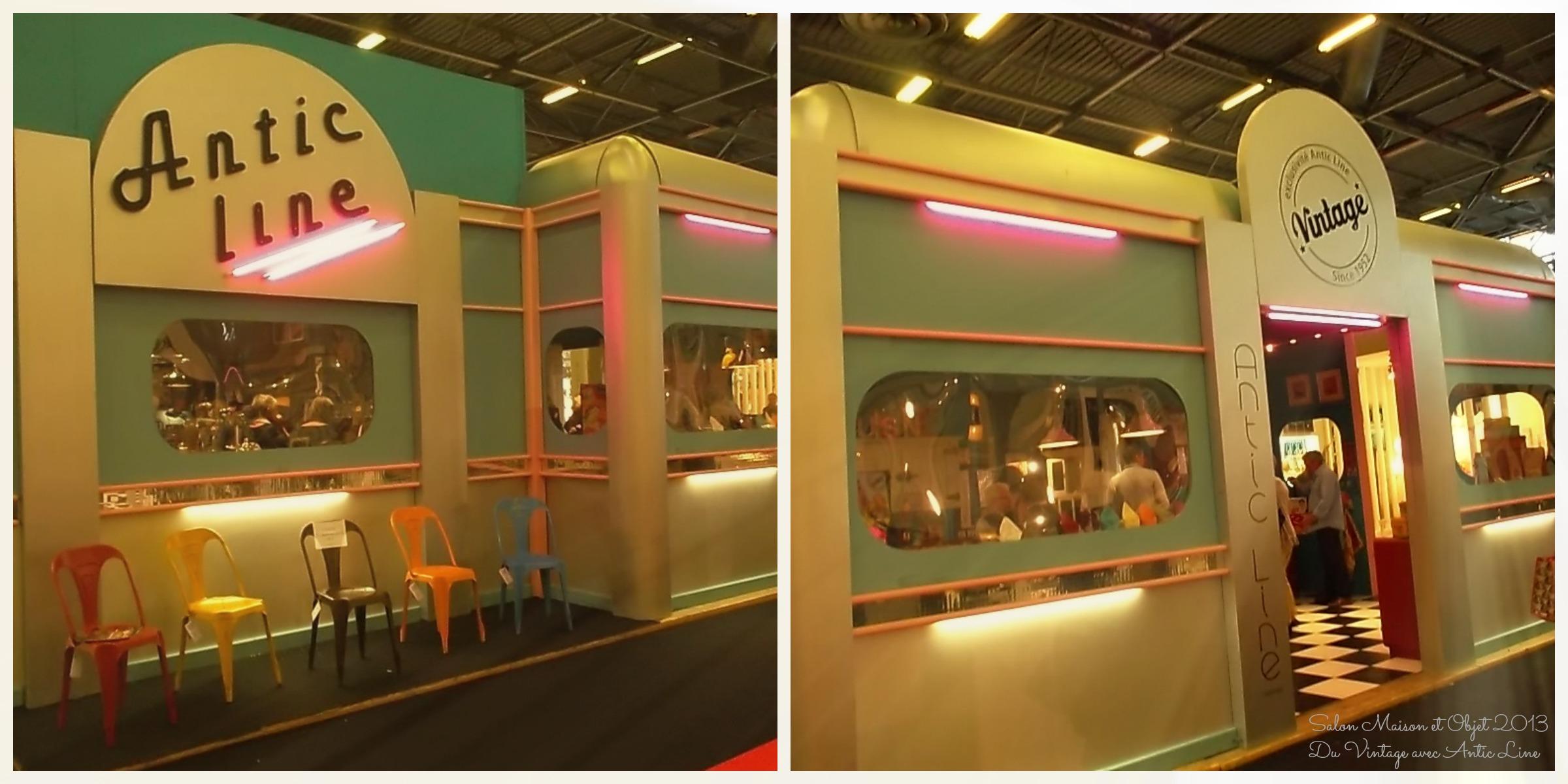 Maison et objet 2013 le vintage l honneur cocon de - Salon maison et objet ...
