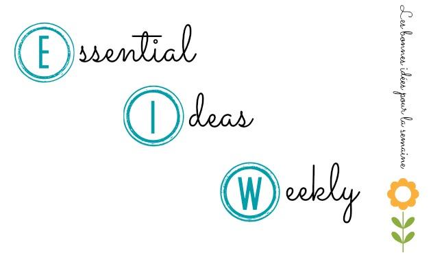 idees de la semaine 2