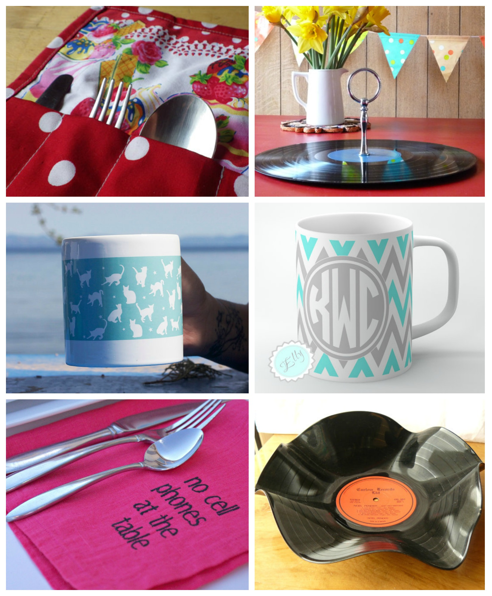 art de la table etsy