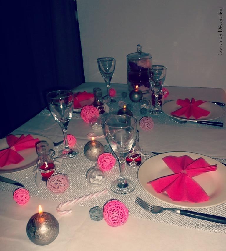 D Co De Table F Minine Pour No L Cocon De D Coration Le