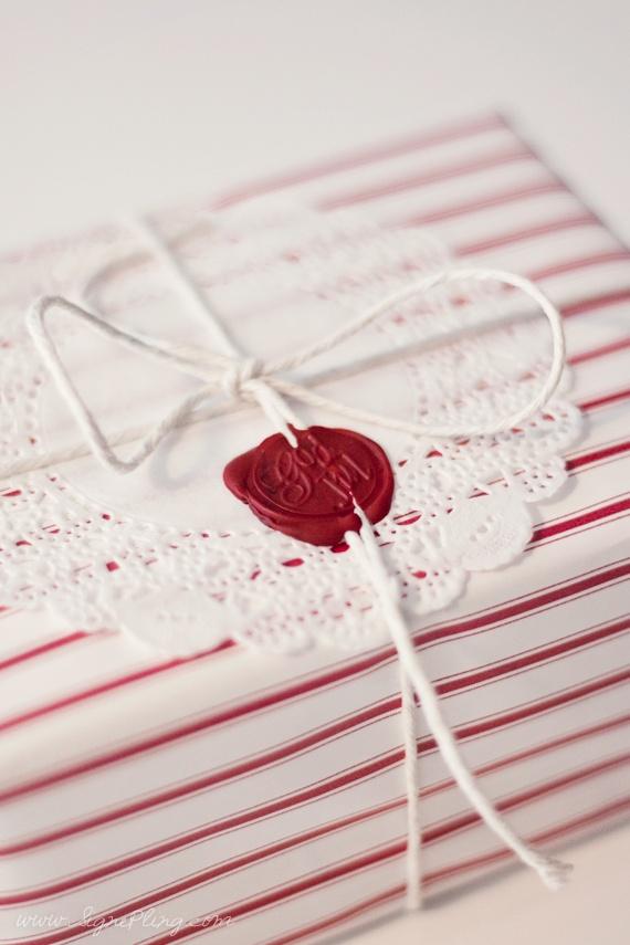 joli paquet cadeau