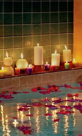 Transformer sa salle de bain en spa c est possible for Transformer salle de bain