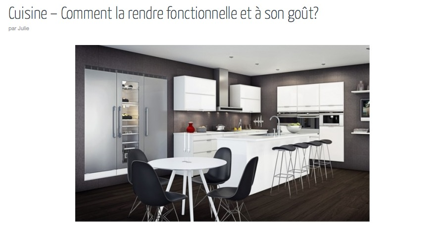 cuisine inspirations et tendances cocon de d coration le blog. Black Bedroom Furniture Sets. Home Design Ideas