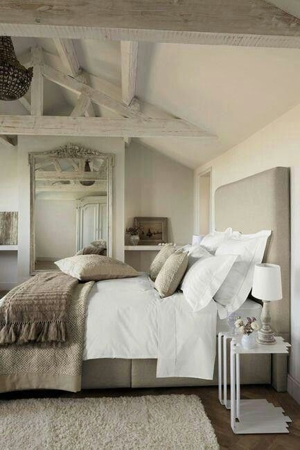 Inspirations d co en vrac la chambre cocon de for Chambre naturelle