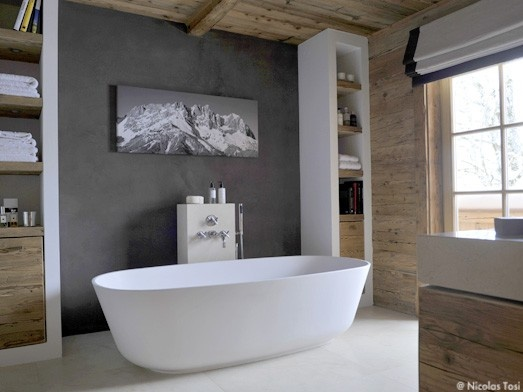 10 id es pour ranger efficacement sa salle de bain cocon - Idee renovation salle de bain ...