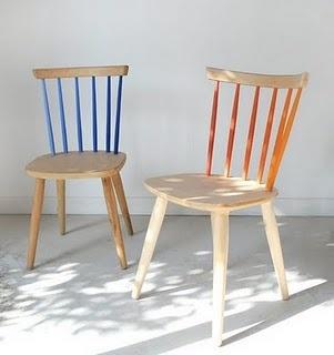 customisation chaise
