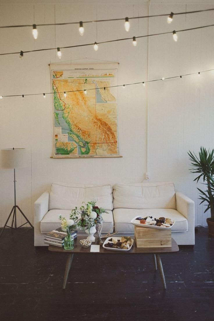 Eclairage cocon de decoration le blog for Interior rope lighting ideas