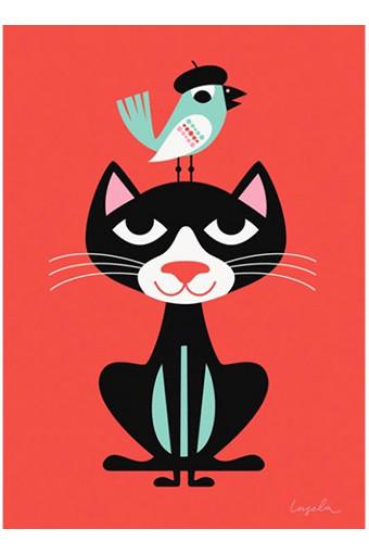 ingela-arrhenius-black-cat-poster_1024x1024