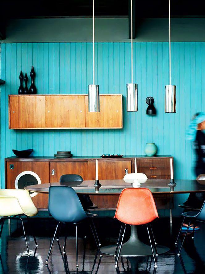 Salle a manger chaise salle a manger bleu canard chaise for Salle a manger bleu canard