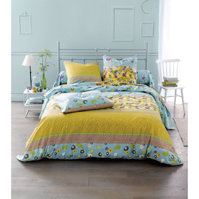 linge de lit la redoute. Black Bedroom Furniture Sets. Home Design Ideas