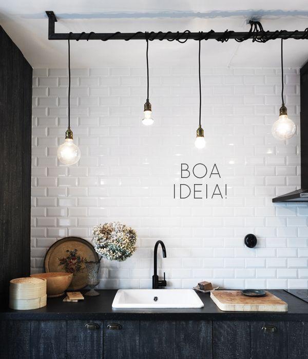 Tableau Deco Salon Moderne : Un peu de lumière dans votre cuisine – Cocon de décoration le [R