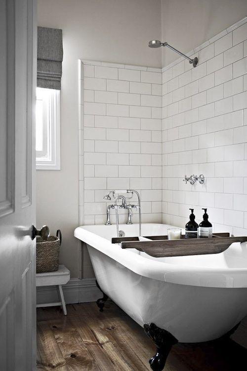 deco blanc salle de bain