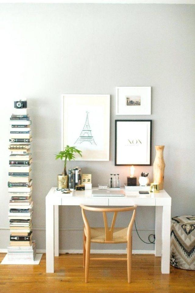 idee deco petit bureau appartement