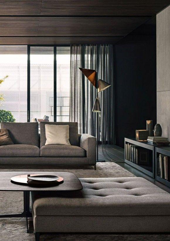 comment cr er un salon design cocon de d coration le blog. Black Bedroom Furniture Sets. Home Design Ideas