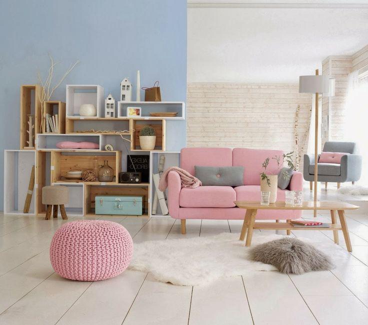 Comment r ussir sa d co scandinave partie 2 cocon de d coration le blog - Chambre design scandinave ...