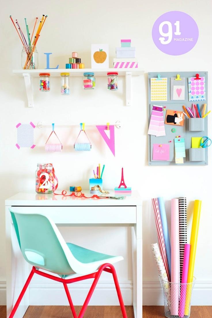 des bureaux pour les enfants cocon d co vie nomade. Black Bedroom Furniture Sets. Home Design Ideas