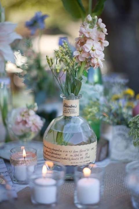 deco vase fleurs simple