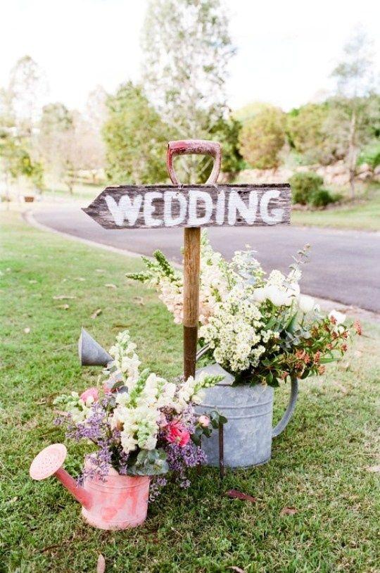 mariage jardin fleur