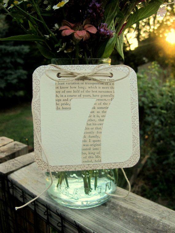 numero de table vieux livre