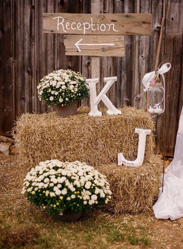 Pinterest - Rustic Wedding Chic