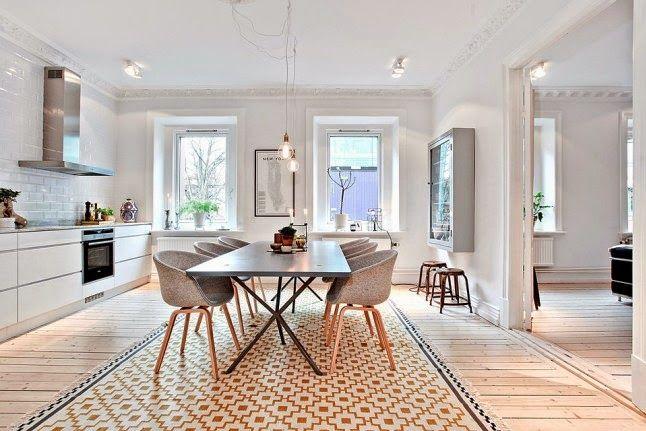 comment mettre en valeur une table au quotidien cocon d co vie nomade. Black Bedroom Furniture Sets. Home Design Ideas