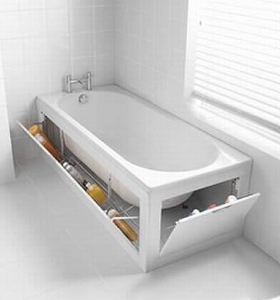 Une baignoire pour la salle de bain cocon de d coration for Petites baignoires