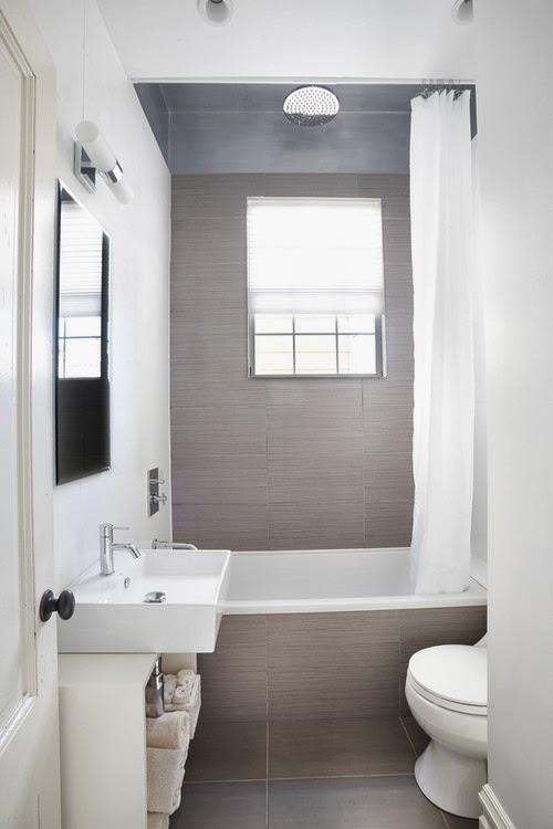Une baignoire pour la salle de bain cocon de d coration for Petites salles de bains