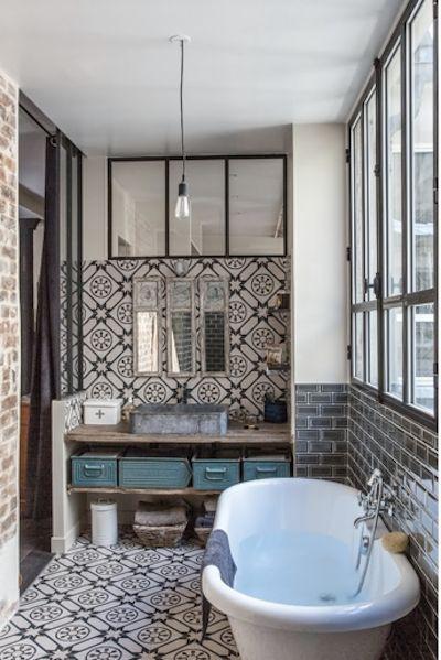 Une baignoire pour la salle de bain – Cocon de décoration: le blog