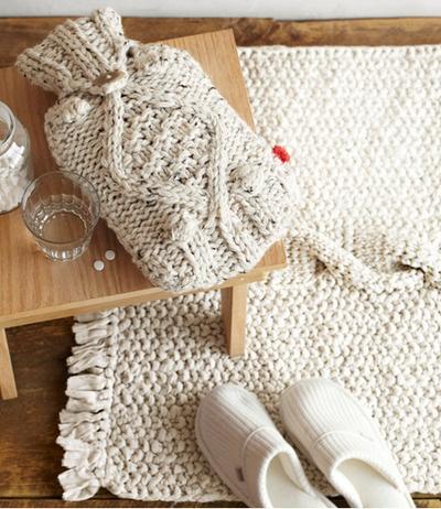 deco automne laine cosy