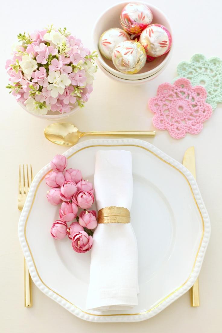 decors originaux pour table de noel