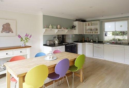 idee de couleur de cuisine. 23 decoration cuisine laboratoire ... - Idee Couleur Salon Salle A Manger