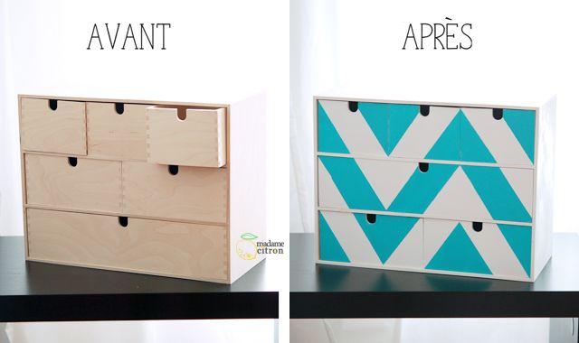 idee deco petit rangement ikea - Petit Meuble De Rangement Ikea