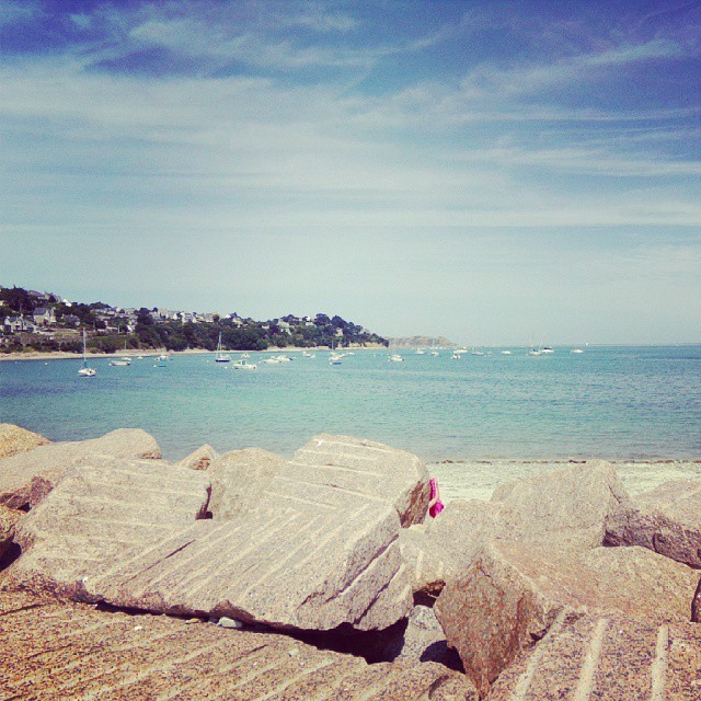 Je veux repartir en vacances #soleil #vitamineD #Bretagne