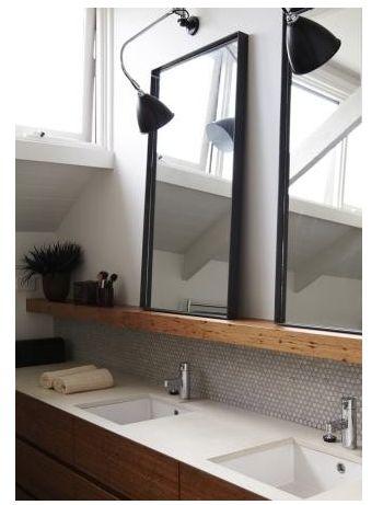 Quels luminaires pour ma salle de bain cocon d co Luminaire pour miroir salle de bain
