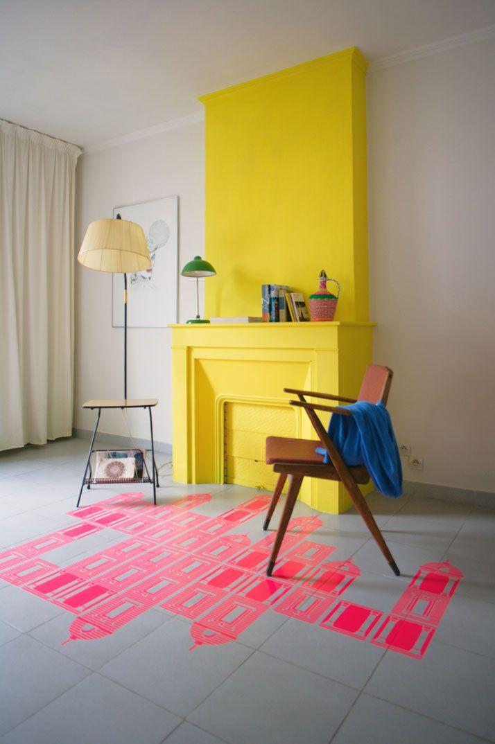 inspiration en vrac les chemin es cocon de d coration le blog. Black Bedroom Furniture Sets. Home Design Ideas