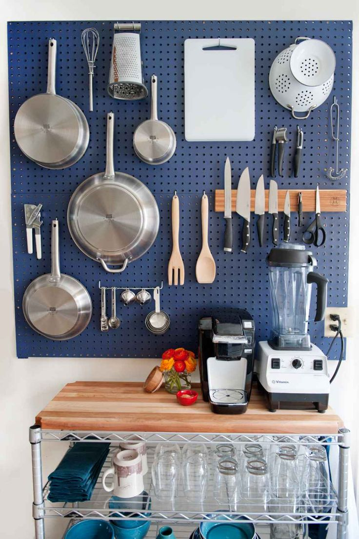 rangement pratique pour petite cuisine