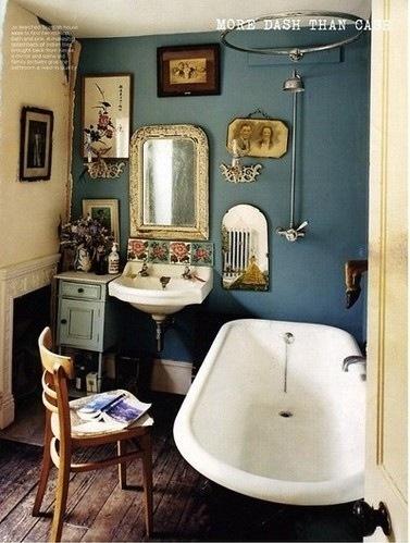 5 salles de bain pour prendre soin de soi cet hiver for Pretty small bathroom ideas