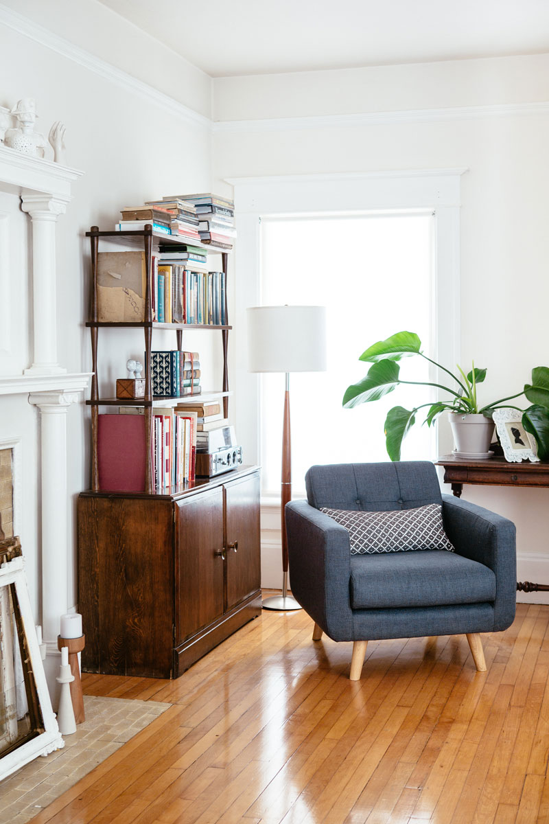 visite deco salon mobilier vintage et design