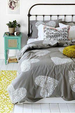 Inspiration – chambre d\'adolescente – Cocon de décoration: le blog
