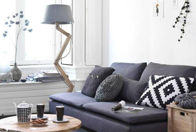 Inspirations scandinaves pour un hiver cosy cocon de d coration le blog - Blog decoration scandinave ...