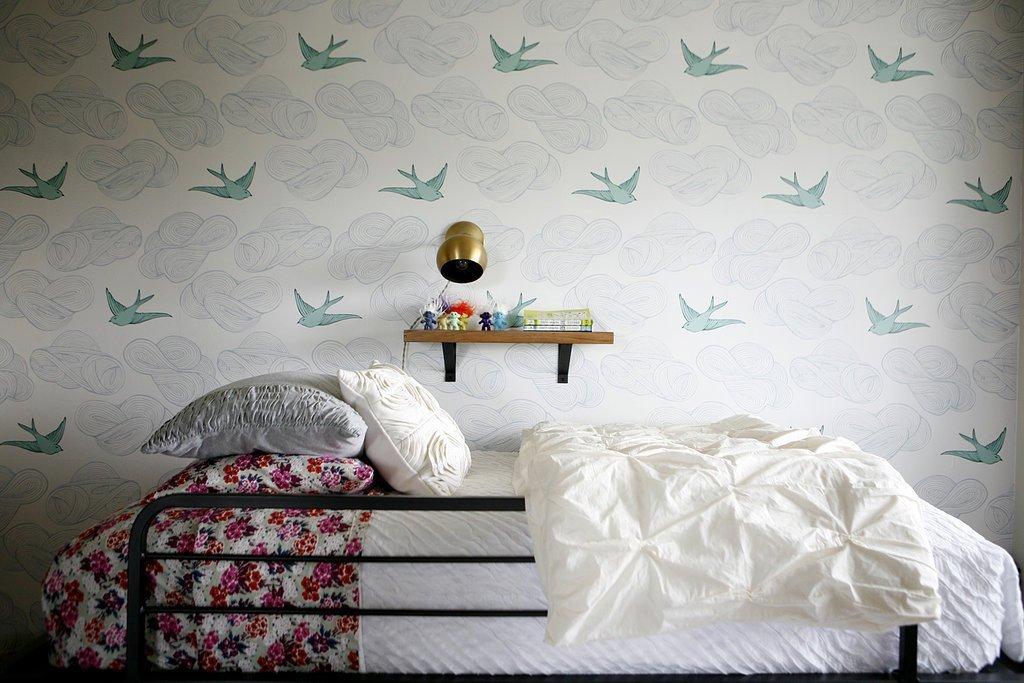 papier peint deco chambre