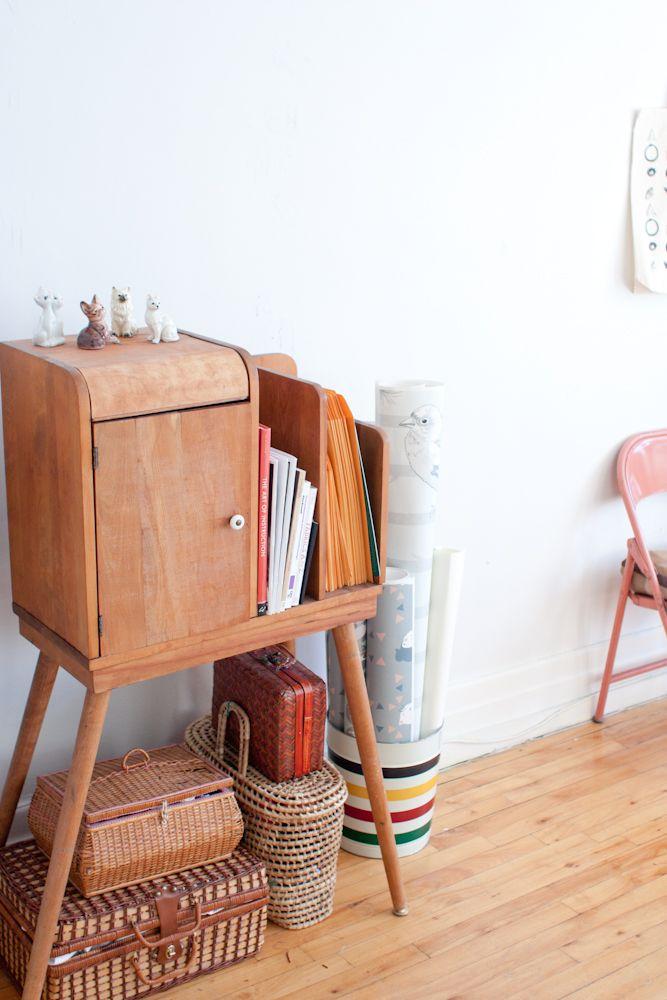 Inspirations scandinaves pour un hiver cosy cocon de d coration le blog - Petit meuble scandinave ...