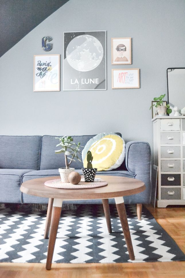 Inspirations scandinaves pour un hiver cosy cocon de d coration le blog for Salon gris scandinave